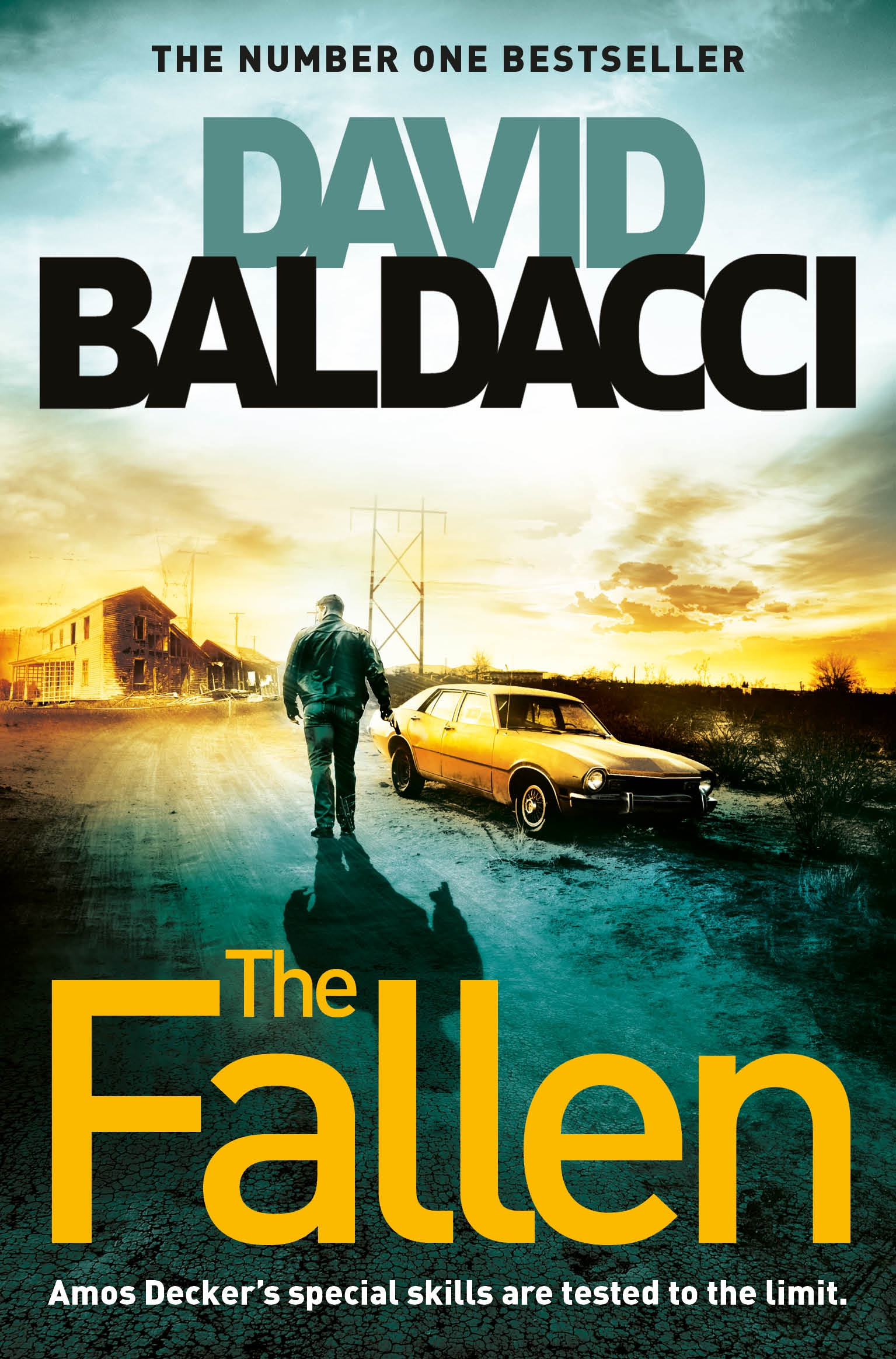The FallenDavid Baldacci